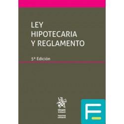 Ley Hipotecaria y...