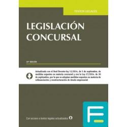 Legislación Concursal 20ª...