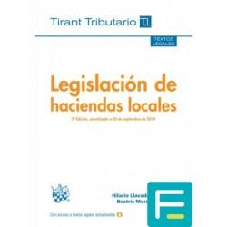 Legislación de haciendas...