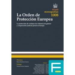 La Orden de Protección Europea