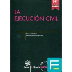 La ejecución civil
