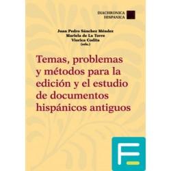 Temas, Problemas y Métodos...