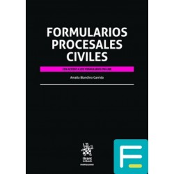 Formularios Procesales Civiles