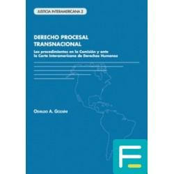Derecho Procesal Transnacional