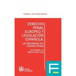 Derecho Penal Europeo y...