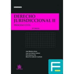 Derecho Jurisdiccional II...