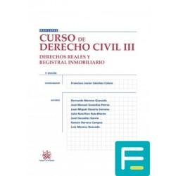 Curso de Derecho Civil III...