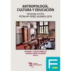 Antropología, Cultura y...