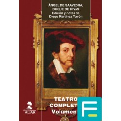 Teatro completo Volumen I