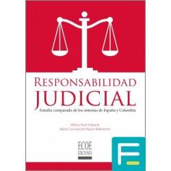 Responsabilidad judicial....