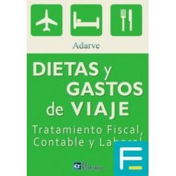 Dietas y gastos de viaje