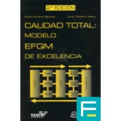 Calidad total. Modelo EFQM...