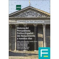 HISTORIA DEL PENSAMIENTO...