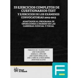 33 ejercicios completos de...