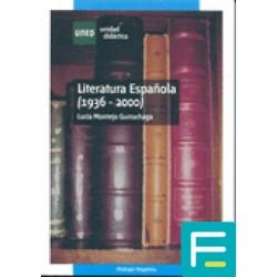 LITERATURA ESPAÑOLA (1936 -...