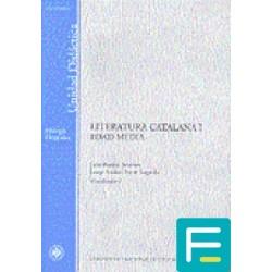 LITERATURA CATALANA I. EDAD...
