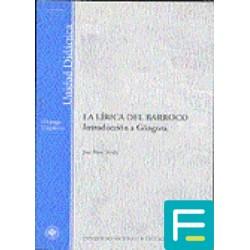 LA LÍRICA DEL BARROCO....