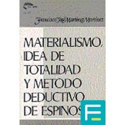 MATERIALISMO, IDEA DE...