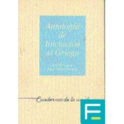 ANTOLOGÍA DE INICIACIÓN AL...