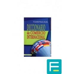 Diccionario de comercio...