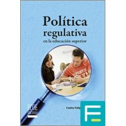 Política regulativa en la...