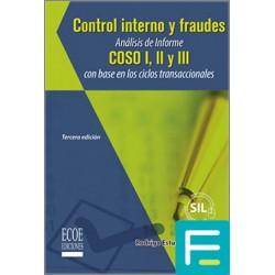 Control interno y fraudes